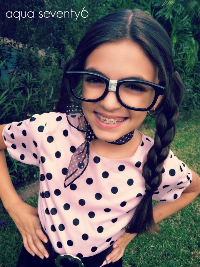 nerd girl costume ideas & sc 1 st aquaseventy6